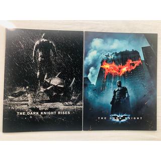 ディーシー(DC)のバットマン パンフレット 2冊セット(アート/エンタメ)