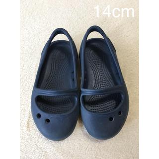 crocs - クロックス キッズ サンダル c6 14cm