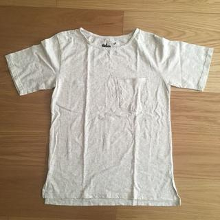 アズノゥアズドゥバズ(as know as de base)のAS KNOW AS DE BASE シンプル Tシャツ(Tシャツ(半袖/袖なし))