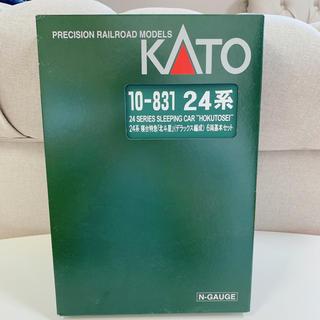 カトー(KATO`)のKATO 10-831 24系 寝台特急 北斗星 デラックス編成 6両基本セット(鉄道模型)
