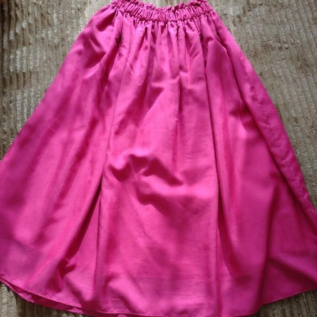 nano・universe(ナノユニバース)の美品ナノユニバースロングスカート レディースのスカート(ロングスカート)の商品写真