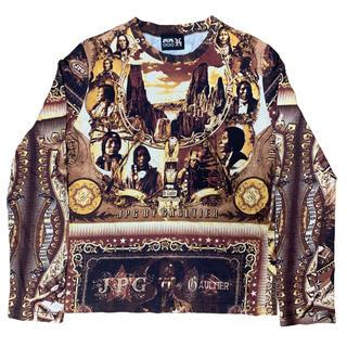ジャンポールゴルチエ(Jean-Paul GAULTIER)のJean Paul Gaultier Long Sleeve(Tシャツ/カットソー(七分/長袖))