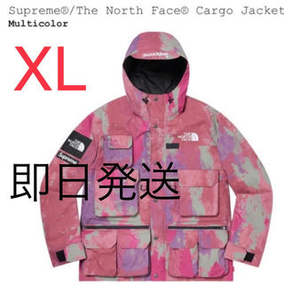 Supreme®/The North Face® Cargo Jacket XL