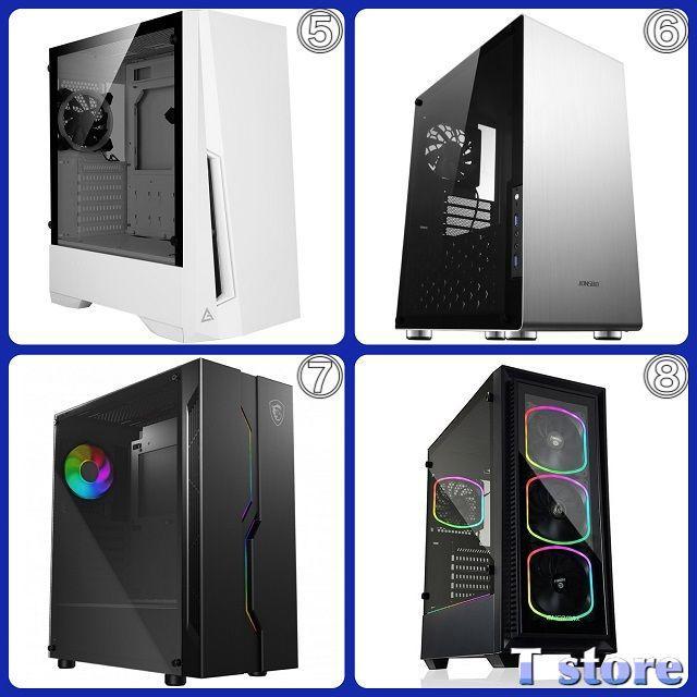 ゲーミングPC(Core i7 9700K/RTX2070S/メモリ16GB) スマホ/家電/カメラのPC/タブレット(デスクトップ型PC)の商品写真