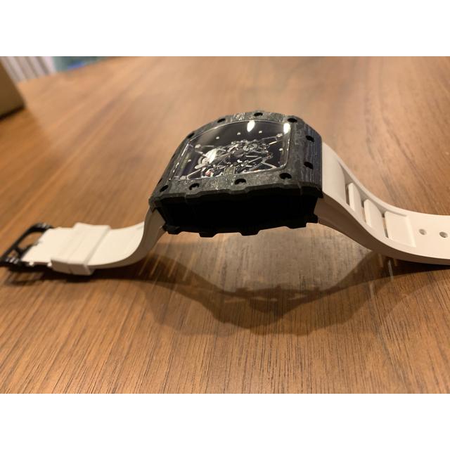HUBLOT(ウブロ)の自動巻リシャールミル RM035-02 ラファエルナダル  メンズの時計(腕時計(アナログ))の商品写真