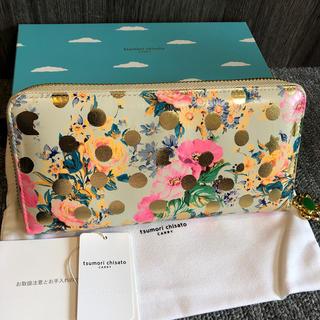 ツモリチサト(TSUMORI CHISATO)のツモリチサト  財布 ウォレット ドットフラワー(財布)