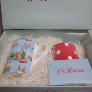 キャスキッドソン(Cath Kidston)のCath Kidston マグカップ(2個)(カトラリー/箸)