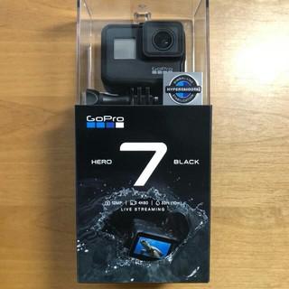 ゴープロ(GoPro)のGoPro HERO7 BLACK 2点 バッテリー10点 新品未使用(ビデオカメラ)