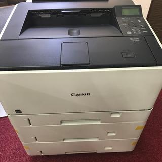 Canon - Canon LBP8730i 1台 PF-A1増設給紙カセット二台セット