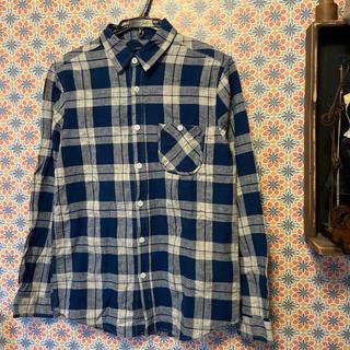 アーバンリサーチ(URBAN RESEARCH)のアーバンリサーチ チェックシャツ コットンリネン(シャツ)