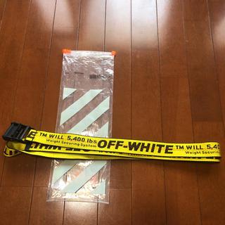 OFF-WHITE - off-white インダストリアルベルト