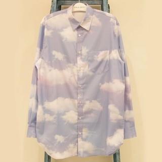 ミルクボーイ(MILKBOY)のMILKBOY CLOUDY LONG SHIRTS ミルクボーイ 雲 空(シャツ)