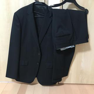 メンズスーツ 黒