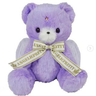 Angelic Pretty - AngelicPretty milkybear 渋谷限定ラベンダー 新品未使用