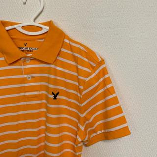 アメリカンイーグル(American Eagle)のお値下げ中American eagle ポロシャツ(ポロシャツ)