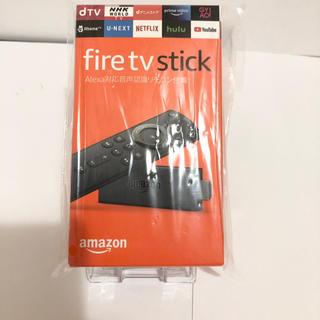 新品 Amazon Fire TV Stick Alexa対応音声認識リモコン (映像用ケーブル)