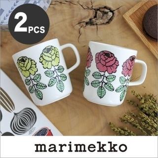 marimekko - ヴィヒキルース マグカップ