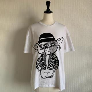 ジョイリッチ(JOYRICH)のユニセックス JOYRICH ジョイリッチ × chocomoo Tシャツ(Tシャツ(半袖/袖なし))