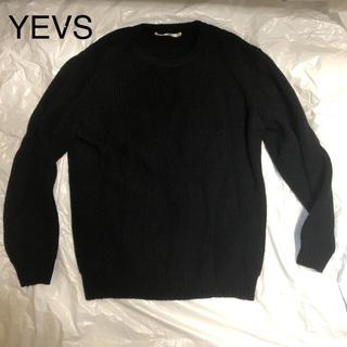 イーブス(YEVS)のイーブス ニット Mサイズ(ニット/セーター)