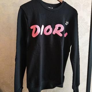 ディオール(Dior)の即購入可能 DIOR X KAWS スウェット トレーナー(スウェット)