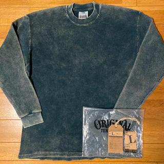テンダーロイン(TENDERLOIN)の新作! TENDERLOIN ACID サーマル 長袖 Tシャツ ロンT DLR(Tシャツ/カットソー(七分/長袖))