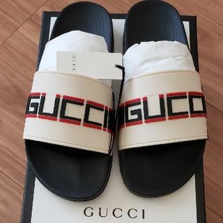 Gucci - GUCCI 新品未使用 サンダル メンズ