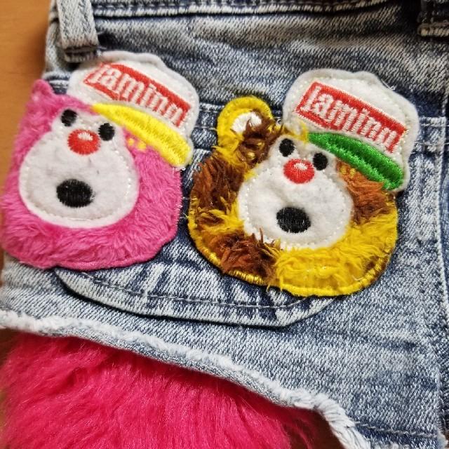 JAM(ジャム)のジャム イナパン キッズ/ベビー/マタニティのキッズ服女の子用(90cm~)(パンツ/スパッツ)の商品写真