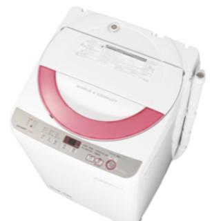 SHARP - 【美品】SHARPシャープ 洗濯機