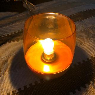 フランフラン(Francfranc)の【美品】Francfrancの間接照明(フロアスタンド)