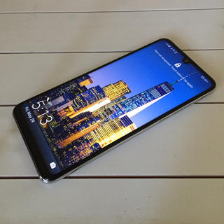 ANDROID - P30 lite Huawei おまけ付き ワイモバイル simフリー