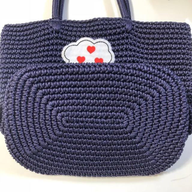LUDLOW(ラドロー)の完売品‼️銀座SIX限定バッグ(๑˃̵ᴗ˂̵)✨‼️❤️LUDLOW❤️コード レディースのバッグ(トートバッグ)の商品写真