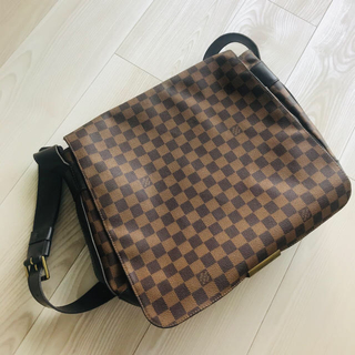 LOUIS VUITTON - LOUIS VUITTON バスティーユ 美品