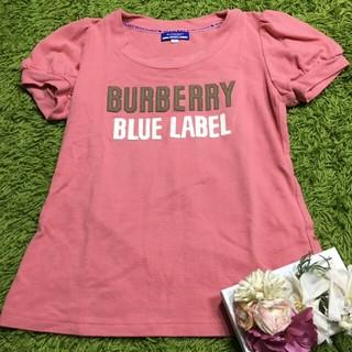 BURBERRY BLUE LABEL - burberryバーバリーブルーレーベル レディトップス