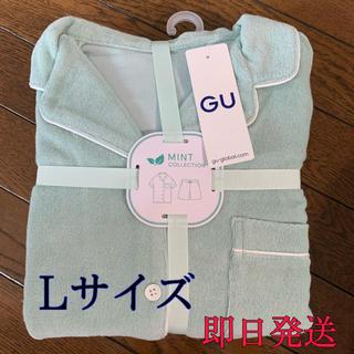 ジーユー(GU)のGU SABON コラボ パイルパジャマ(パジャマ)