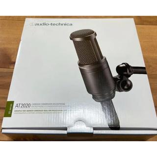 オーディオテクニカ(audio-technica)の歌ってみたや生配信!audio−technica AT2020 ショックマウント(マイク)