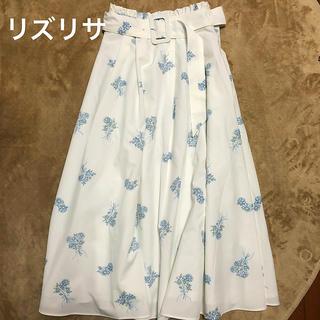 LIZ LISA - リズリサ花柄スカート
