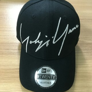 Yohji Yamamoto - ヨウジヤマモト × NEWERA キャップ