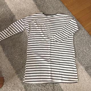 アンティカ(antiqua)のボーダーTシャツ(Tシャツ(長袖/七分))