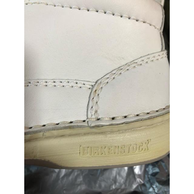 BIRKENSTOCK(ビルケンシュトック)のビルケンシュトック パサデナ ハイカット 希少 廃盤 レディースの靴/シューズ(ローファー/革靴)の商品写真