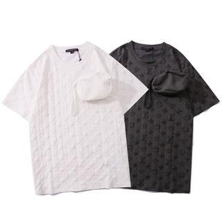 LOUIS VUITTON - 新品[2枚8000円送料込み]LV☆ルイヴィトン Tシャツ 半袖男女兼用