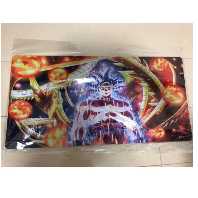 ドラゴンボールヒーローズ 孫悟空 身勝手の極意 プレイマット  エンタメ/ホビーのトレーディングカード(シングルカード)の商品写真