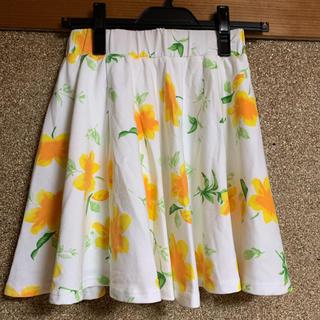 シマムラ(しまむら)のスカート 花柄 5月限定値下げ!(ミニスカート)