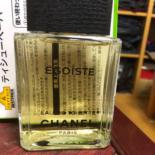 CHANEL - CHANEL エゴイスト 125ml 未使用 お箱に稍難あり。