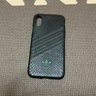 アディダス(adidas)のiPhoneX/XS adidasケース(iPhoneケース)