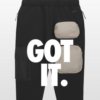 NIKE - travis scott sweatpants