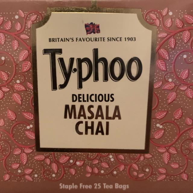 Typhoo  MASALA CHAI 食品/飲料/酒の飲料(茶)の商品写真