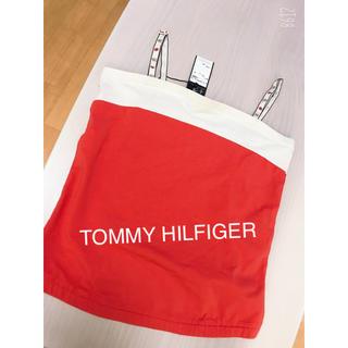 TOMMY HILFIGER - TOMMY HILFIGER❤︎スモーキーオレンジキャミソール 新品