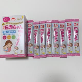 森永乳業 - 粉ミルク スティック E赤ちゃん