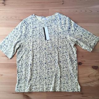 新品未使用 七分袖Tシャツ