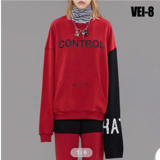 バレンシアガ(Balenciaga)の[値下げ]VEI-8スウェット 韓国正規品  人気ユニセックス(スウェット)
